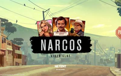 Narcos Review | NetEnt & Netflix Present Narcos