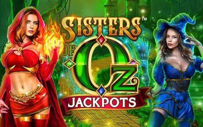 Sisters of Oz Jackpots Review | Microgaming's Journey to Oz